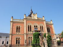 Bishop's Palace, Novi Sad, Serbia Stock Photo