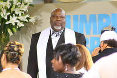 Bishop T.D.Jakes Royalty Free Stock Photo