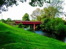 Bishopmill bridge Royalty Free Stock Photos