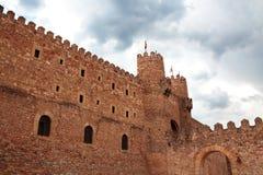 Bishops Castle Siguenza. Castillo de los Obispos de Sigüenza. G Stock Photos