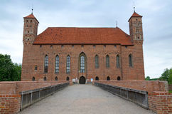 Bishops cathedral - front side royalty free stock photography