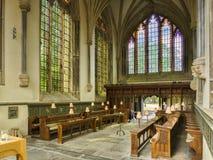 Bishops Chapel, Bishops Palace, Wells, UK royalty free stock photo