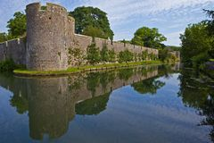 Free Bishops Palace In Wells Royalty Free Stock Photos - 138568688