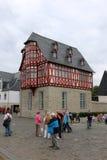 Bishops residence Limburg Royalty Free Stock Images