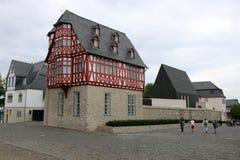 Bishops residence Limburg Stock Photo