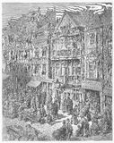 Bishopsgate Street Royalty Free Stock Image