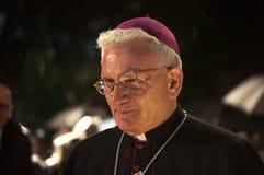 Biskop Josef Clemens arkivbilder