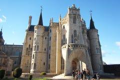 Biskops- Palacio Royaltyfri Bild