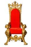 biskopsstol royaltyfria bilder