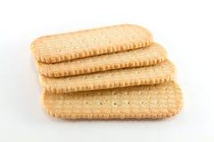 Biskuite für Teezeit Stockbild
