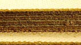 Biskwitowi gofrów ciastka zbiory