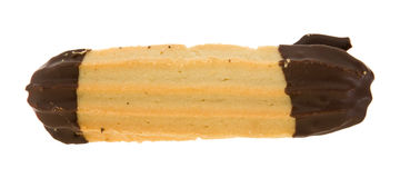 biskwitowy czekoladowy viennese obrazy royalty free