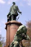 Bismarck Memorial Stock Image