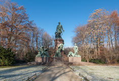 Bismarck Memorial, Berlin Royalty Free Stock Photography