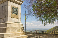 Bismarck Memorial on the Castle Hill in Bad Harzburg Royalty Free Stock Photography