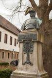 Bismarck monument Fotografering för Bildbyråer