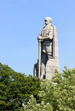 Bismarck monument at Hamburg Royalty Free Stock Images
