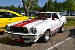 1977 restored Cobra 2 Royalty Free Stock Photography