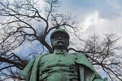 Bismarck Statue Stock Photography