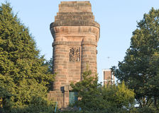 Bismarck Tower Marburg Germany Royalty Free Stock Image