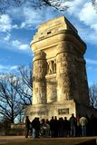 Bismarck Tower (Stuttgart). This is the Bismarck Tower in Stuttgart, Baden-Wuerttemberg, South-Germany Stock Photography