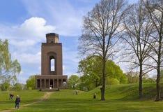 Bismarckturm, Spreewald fotografie stock libere da diritti