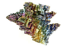 Bismuth Royalty Free Stock Images