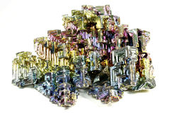 Bismuth Stock Photo