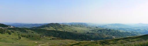 bisoca krajobrazu Zdjęcie Stock