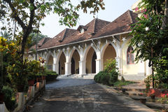 Bisop hus på fortet Cochin Royaltyfri Bild