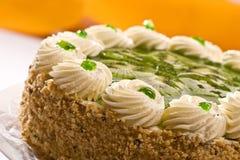 Bisquit cake Stock Images