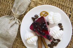 Bisquit desserts 20 Royalty Free Stock Photo