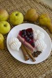 Bisquits和果子14 库存图片