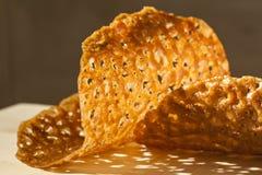 Bisquits de Kletskoppen Image stock