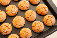 Bisquits dolci Fotografia Stock Libera da Diritti