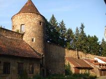 Bisschoppelijk kasteel royalty-vrije stock foto's