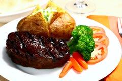 Bistecca Immagine Stock