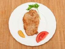 Bistecca Fotografie Stock Libere da Diritti