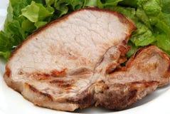 Bistecca del porco Immagine Stock Libera da Diritti