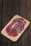 Bistecca dell'occhio della costola di manzo Fotografia Stock Libera da Diritti
