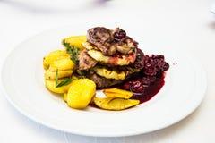 Bistecca della Turchia Fotografia Stock