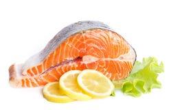Bistecca di color salmone Immagine Stock Libera da Diritti