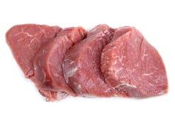 Bistecca di controfiletto Fotografie Stock