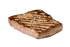 Bistecca di groppa cucinata Immagine Stock Libera da Diritti