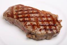 Bistecca di lombata Fotografia Stock