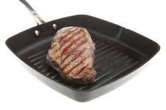 Bistecca di lombata Fotografia Stock Libera da Diritti
