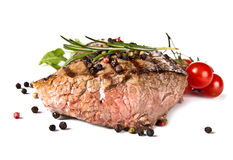 Bistecca di manzo Fotografia Stock Libera da Diritti