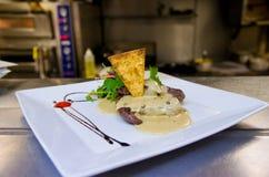 Bistecca di manzo Immagini Stock