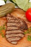Bistecca di manzo Immagine Stock Libera da Diritti