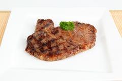 Bistecca di manzo Fotografie Stock
